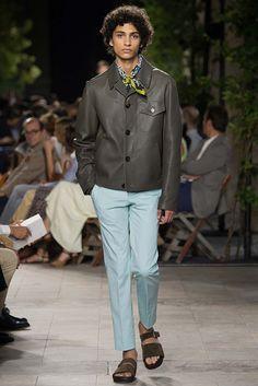 Tre Samuels | #PFW: Hermès SS16