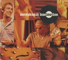 """For Sale - Ocean Colour Scene Hundred Mile High City UK  CD single (CD5 / 5"""") - See this and 250,000 other rare & vintage vinyl records, singles, LPs & CDs at http://eil.com"""