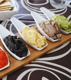 Recetas de entrantes vegetarianos para untar - Siendo Saludable