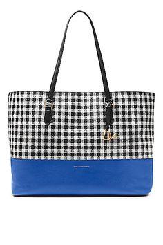 Designer Handbags & Bags - Leather Handbags by DVF.  398