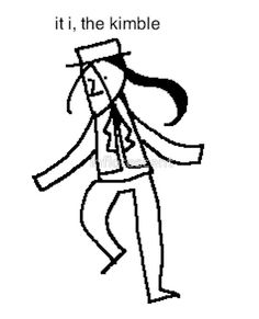 Kimble - Badly Drawn Anime by inflorescent Blue Exorcist, Cowboy Bebop, Der Alchemist, Inu Yasha, Boko No, Alphonse Elric, Edward Elric, Fullmetal Alchemist Brotherhood, Naruto