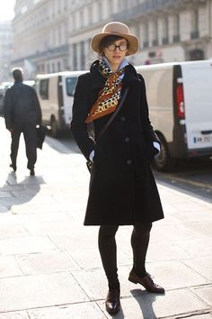 coat+scarf+hat+oxfords