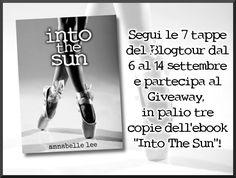 """Nel cerchio del tempo: Blogtour e Giveaway di """"Into the Sun"""" il romance d..."""