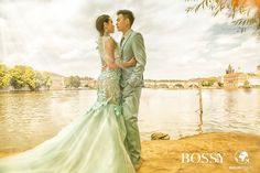Fotka v albu Wedding photoshooting - Misura Travel & Bossy Photo Studio… Wedding Photoshoot, Photo Studio, Prague, Album, Wedding Dresses, Travel, Bride Gowns, Voyage, Wedding Gowns