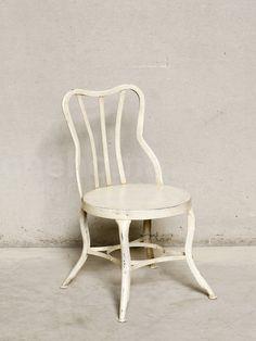 Iron chair 'Torino'- Chehoma