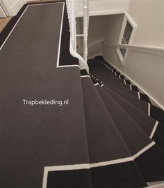 Foto's | Trapbekleding.nl Interior Inspiration, New Homes, Stairs, Basements, Board, Home Decor, House Stairs, Stairway, Decoration Home