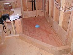 How To Build A Wooden Shower Pan ~ http://lanewstalk.com/tricks-how-to-build-shower-pan/