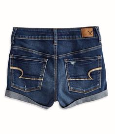 High waisted shorts from American eagle just got them really comfy!!