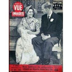 Point De Vue Images Du Monde N° 125 Du 26/10/1950 - Bapteme Royal. Des Milliers De Pingouins Vivent En Liberte Dans Leur Ile.