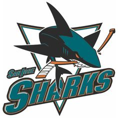San Jose Sharks Alternate Logo Iron On Sticker (Heat Transfer) Version 2 894eee0e3