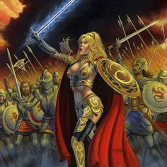 Leading the charge by Larry Elmore