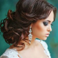 Jaw Dropping Bridal Hairstyles