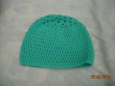 The teen beanie ~ free pattern