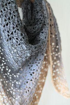 South bay shawlette