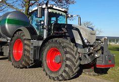 Fendt 828 Vario Black Beauty #fendt #tractor / #trekker