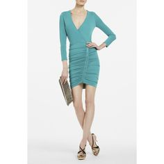 BCBGMAXAZRIA - DALTON ZIP-FRONT COCKTAIL DRESS