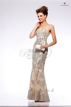 Faviana Prom Collection 2013 - Style S7163