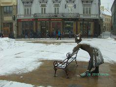 waiting man in Bratislava :D