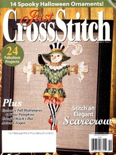 Nordic Needle is a global supplier of embroidery supplies with a mission to preserve heritage embroidery techniques through education and promotion so that generations to come will be able to enjoy the cultural significance and joy of needlework. Halloween Ornaments, Holidays Halloween, Spooky Halloween, Cross Stitch Magazines, Cross Stitch Books, Fall Cross Stitch, Cross Stitch Embroidery, Embroidery Supplies, White Pumpkins