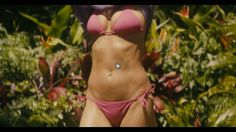 """Okay, if Jennifer Aniston can look THIS GOOD in a bikini at 42 years old, I need to get crack-a-lackin in the fitness department!  LOL!  We'll entitle this picture """"motivation.""""  This is from the movie Just Go With It."""