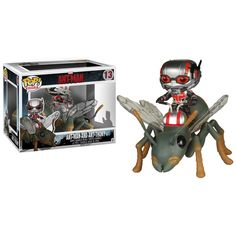 Marvel Ant-Man POP Ant-Man And Ant-Thony Vinyl Figures