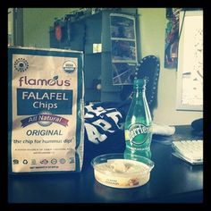 Instagram your love for falafal! #flamous #health #food #chips #dip #falafel #snacks #instagram @Non-GMO Project @NOOCH | Vegan Market @The Kitchn @The Vegan Woman @The Vegetarian Diaries @Real Simple @Bon Appetit @Real Simple @Everyday Health