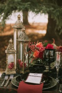 Our Rich Medieval Romance styled shoot. Take a minute and bask in all its smouldering passion. 🕸🌹|    #medievalwedding #gothicwedding #gothicbeauty #medievalbeauty #medieval #goth #softradiance #romance #yegweddingplanner #yeg #hitchedbyjoelleshoots #styledshoots