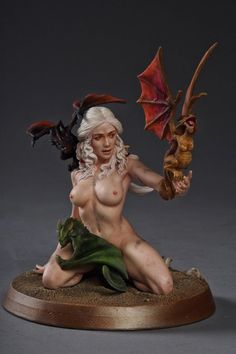 Mother of Dragons by MarcusDeleo.deviantart.com on @deviantART