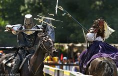 Attending the NY Renaissance Faire has become an annual family event.