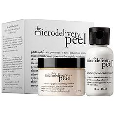 philosophy - The Microdelivery Peel Kit #sephora