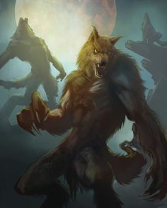 Werewolves by mattforsyth