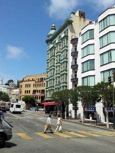 Streets of SF.
