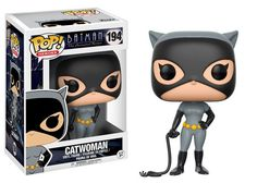 POP! Heroes #194: Batman The Animated Series: CATWOMAN