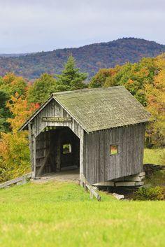 A. M. Foster Covered Bridge, Vermont