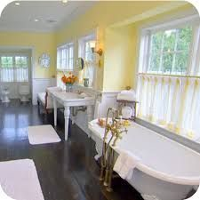 Image result for bathroom yellow and grey