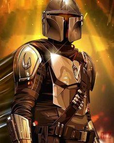 Simbolos Star Wars, Star Wars Baby, Star Wars Fan Art, Star Wars Humor, Space Opera, Mandalorian Cosplay, Stormtrooper, Star Wars Bounty Hunter, Wallpaper Animes