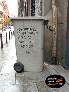 Aprende español callejeando por Madrid: Parejas bien avenidas