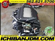 2003 Acura CL Type S Engine Motor Longblock low Miles J32A2 with manual 6 speed