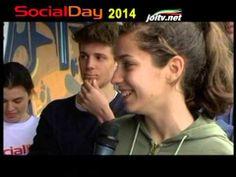 """ SOCIAL DAY 2014 "" UNA MANO TIRA L'ALTRA"