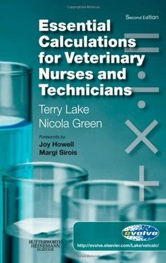 Essential Calculations for Veterinary Nurses and Technici... https://www.amazon.com/dp/0702029300/ref=cm_sw_r_pi_dp_x_iGocyb1C97B21