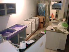 opbouw American Kitchen