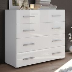Looking for stylish storage solutions? Browse our range of white bedroom furniture & pine, oak & mirrored chests of drawers. Enjoy FREE & fast delivery on orders over Shop Online now! Upholstered Bed Frame, Upholstered Ottoman, Upholstered Platform Bed, Ottoman Bed, Small Dresser, Dresser With Mirror, Grey Drawers, Chest Of Drawers, Clothes Storage Systems