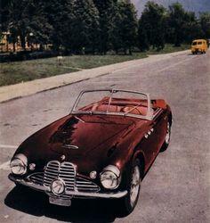 1951, Maserati A6G 2000 Spider