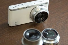 Samsung Announces its Smallest NX Camera – the Mini ~ The Techie Lifestyle