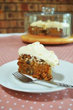 Gormandize: Best Ever Vegan Carrot Cake