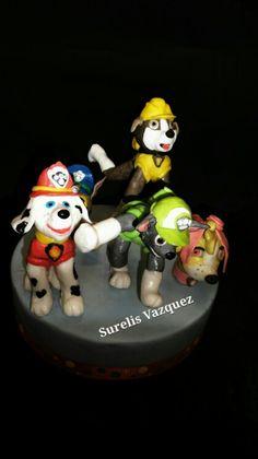 Pawl Patrol cake