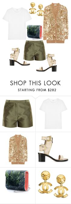 """Untitled #278"" by pillespirit ❤ liked on Polyvore featuring 3.1 Phillip Lim, Yves Saint Laurent, Isabel Marant, Jimmy Choo and Chanel"