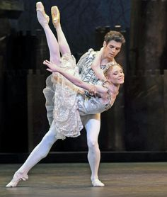 Sarah Lamb and Federico Bonelli...BAM