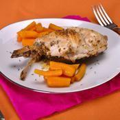 Le lapin à la moutarde de Bernard Loiseau - une recette Terroir - Cuisine