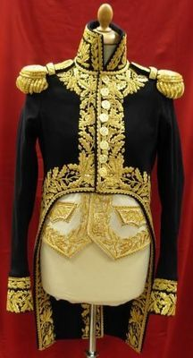 french marshal's uniform